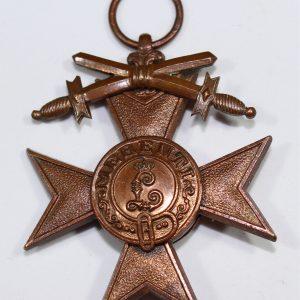 Militärverdienstkreuz 3.Klasse mit Schwertern