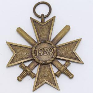 Cruz al Merito Militar 2ª clase con espadas