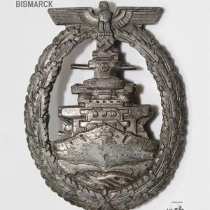 Distintivo de Combate Flota de Alta Mar