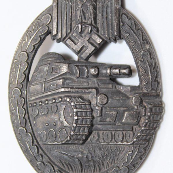 insignia lucha carros de combate panzer