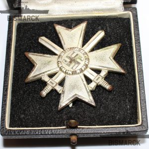 cruz al merito militar 1ª clase con espadas