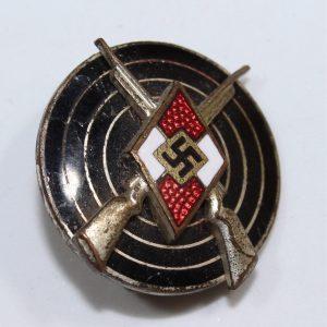 Insignia tirador juventudes hitlerianas