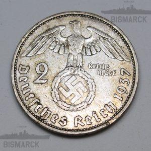 moneda 2 reichsmarck