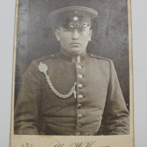 foto retrato soldado aleman wwi
