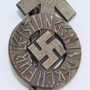 Insignia deportiva de las HJ Hitlerjugend
