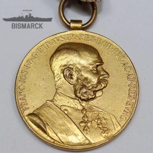 Medalla Jubileo Emperador Francisco Jose I