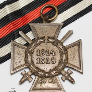 Medalla Cruz de Honor 1914 1918
