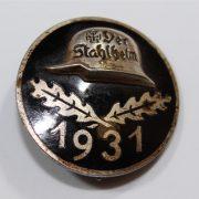 Insignia Veteranos del Casco de Acero 1931