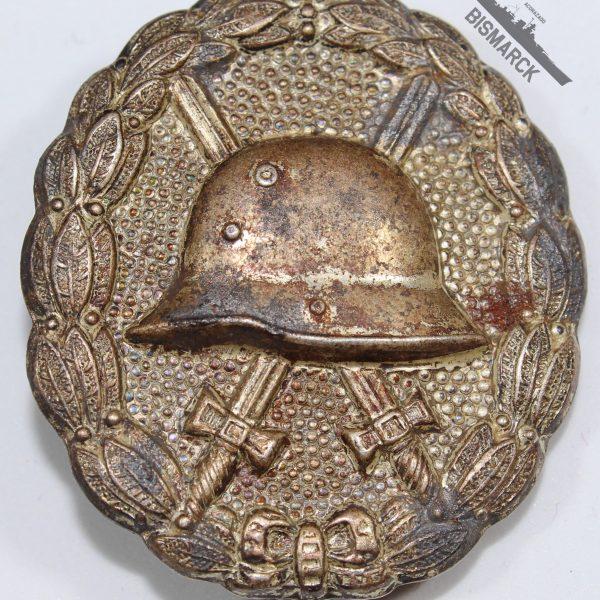 insignia herido plata wwi