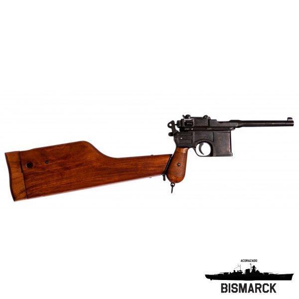 Pistola Mauser C96