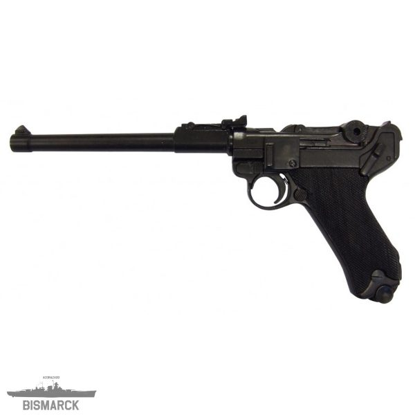 Luger P08 Parabelum modelo artillería