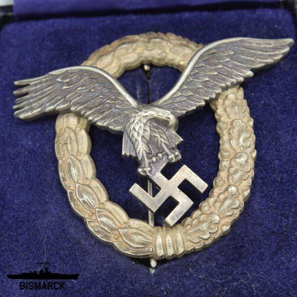 Distintivo Piloto Luftwaffe