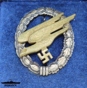 Distintivo Paracaidista de la Luftwaffe