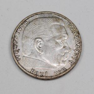 2 Reichsmark de 1937