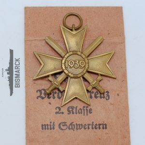 Medalla Cruz al Mérito Militar KVK