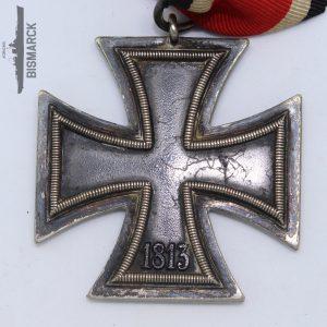 Medalla Cruz de Hierro EK2