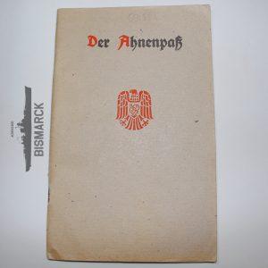Der Ahnenpass