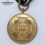 Medalla de la Guerra Franco Prusiana 1870 1871