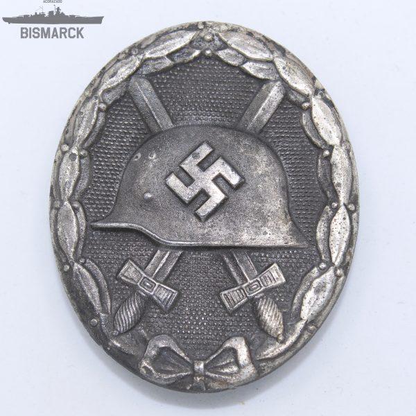 distintivo Herido categoría plata