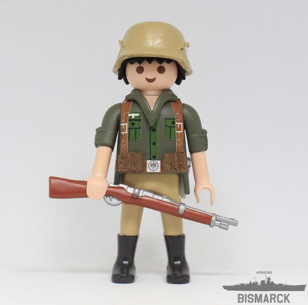 Click Soldado Africa Korps
