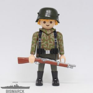 Click Customizado Soldado Panzergrenadier