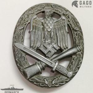 Placa de Asalto General