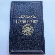 germania lehr brief