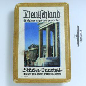 Baraja Edificios y Ciudades del Tercer Reich