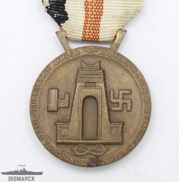 Medalla Campaña Italo-Alemana