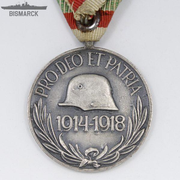 Medalla PRO DEO ET PATRIA