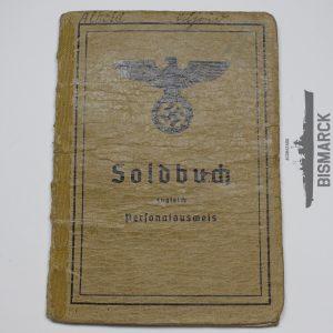 Soldbuch Veterano