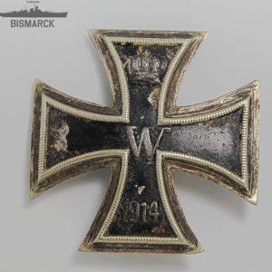 Medalla Cruz de Hierro EK1