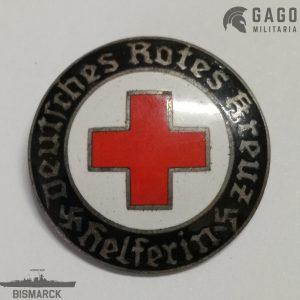 Insignia DRK Cruz Roja