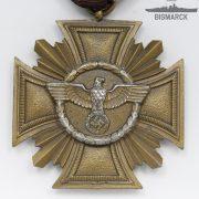Medalla Largo Servicio en el NSDAP