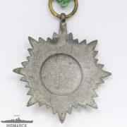 Medalla al Merito para miembros de los Pueblos del Este