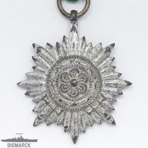 medalla para miembros de los pueblos del este
