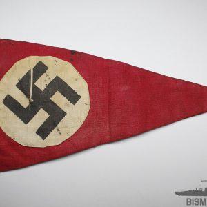Banderin del NSDAP Partido Nazi