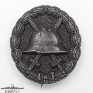 Distintivo Herido en Negro 1914