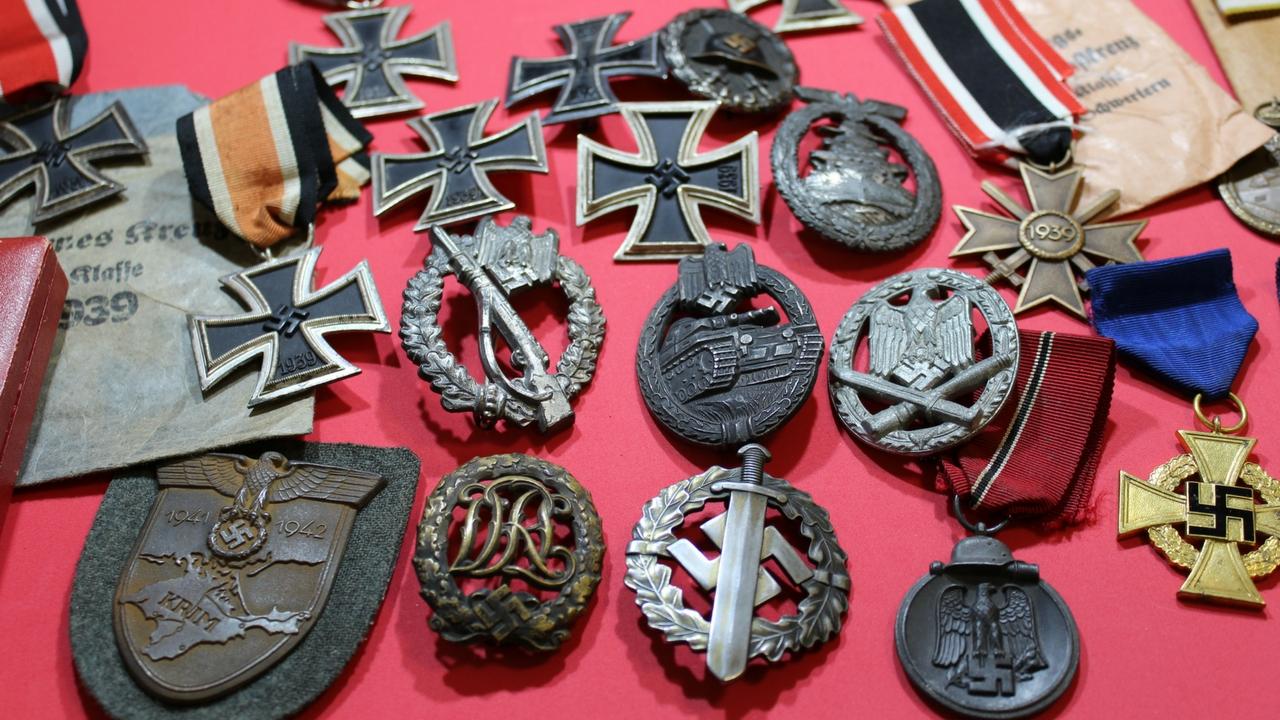 Como comenzar a coleccionar militaria alemana