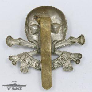 Insignia gorra Regimiento 17 de Lanceros