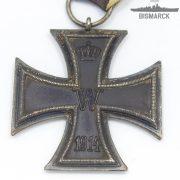 Medalla Cruz de Hierro 1914