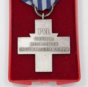 Medalla Cruz de Auschwitz