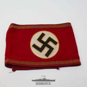 Brazalete NSDAP Gauleiter