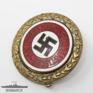 Insignia de Oro NSDAP