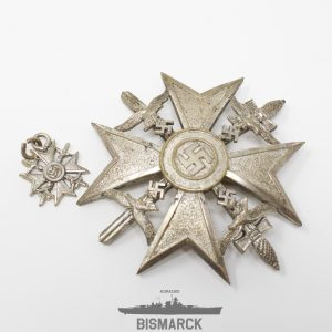 Cruz de España con Espadas Spanienkreuz