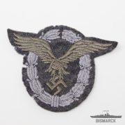 Parche Luftwaffe Piloto