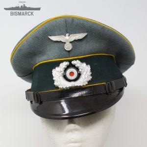 Gorra Plato de la Wehrmacht