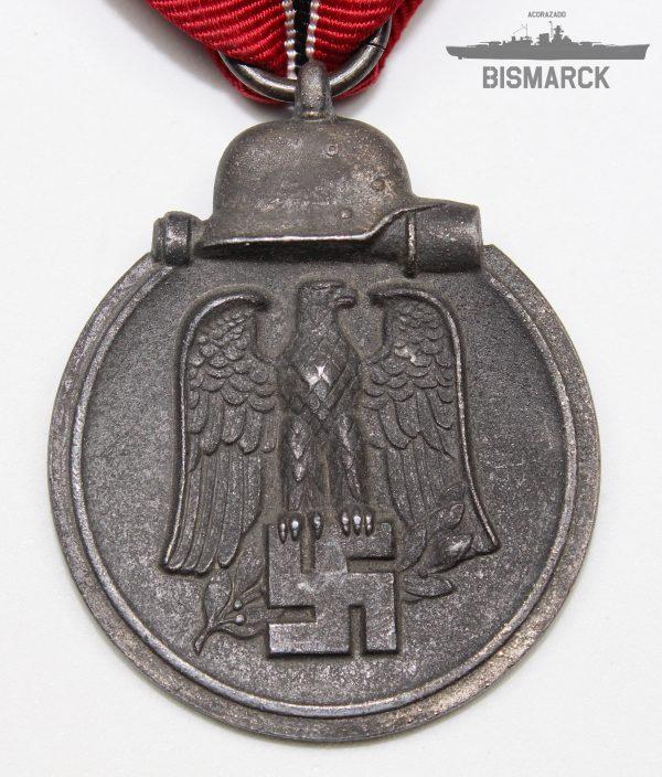 Medalla de Invierno en Rusia