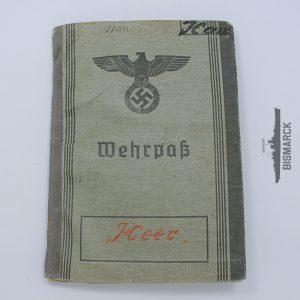 HEER WEHRPASS