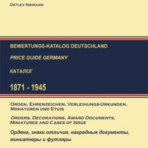 Price Guide Germany 1871 1945